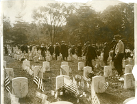 Jefferson Barracks National Cemetery - Decoration Day
