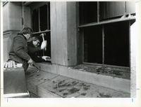 Anheuser-Busch Carpenters Replacing Windows