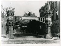 Anheuser-Busch Brewery - Celebratory Arch