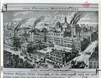 Anheuser-Busch Brewery - 1883 Expansion
