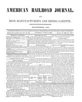 American Railroad Journal June 17, 1848