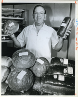 Fred Heimburger, Owner of Heimburger's Bakery