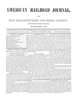 American Railroad Journal December 2, 1848