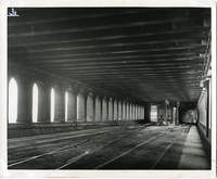 Eads Bridge Train Deck