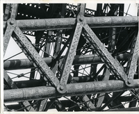 Steelwork of Eads Bridge