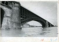 The Eads Bridge