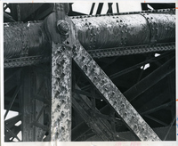 Rust On Eads Bridge