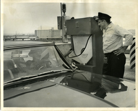 Eads Bridge-Automatic Toll Collector