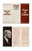 Ford or Carter Brochure