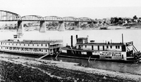 Bryant's Showboat and Valley Belle