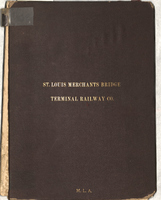 Prospectus of the St. Louis Merchants' Bridge Terminal Railway Company.
