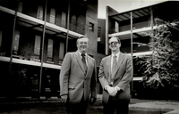 Campbell Design Group, Rehab of the Od Cemrel Building.  Ken Chandler and Max Nall, principals of the business
