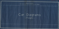 Equipment - Freight car diagrams - Reading Co. and Central Railroad of N. J.