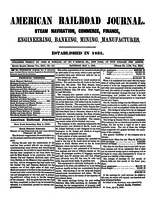 American Railroad Journal May 1, 1869