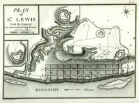 Plan of St. Lewis