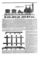 American Rail-Road Journal, Volume 1, Number 2