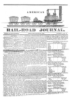 American Rail-Road Journal, Volume 1, Number 13