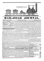 American Rail-Road Journal, Volume 1, Number 19