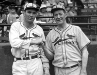 Dizzy Dean and Grover Cleveland Alexander