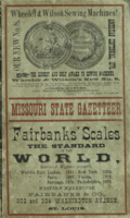 Missouri State Gazetteer and Business Directory for 1876-1877