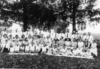Knobbe Family Reunion, 1932