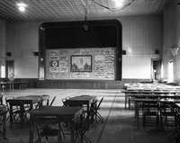 National Hall Auditorium, 1950