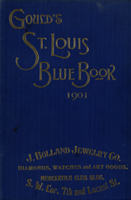 Gould's Blue Book, for the City of St. Louis. 1901