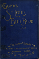 Gould's Blue Book, for the City of St. Louis. 1902